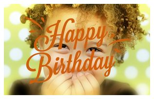 Create Happy Birthday Photo online - Personalized Happy